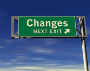 Changes next exit